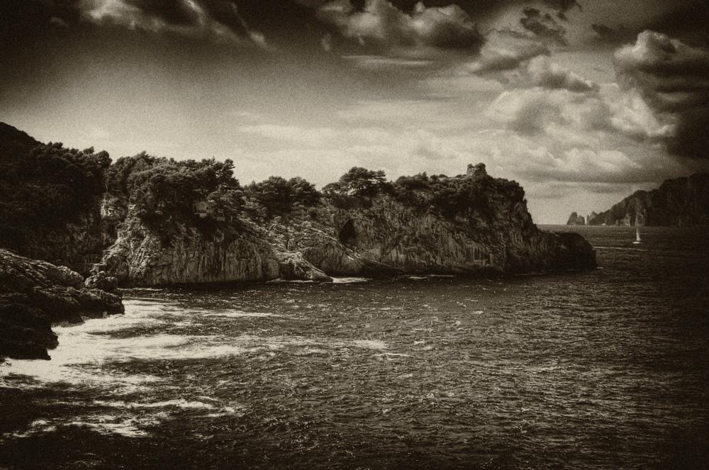 """фото """"Белеет парус одинокий..."""" метки: пейзаж, вода"""