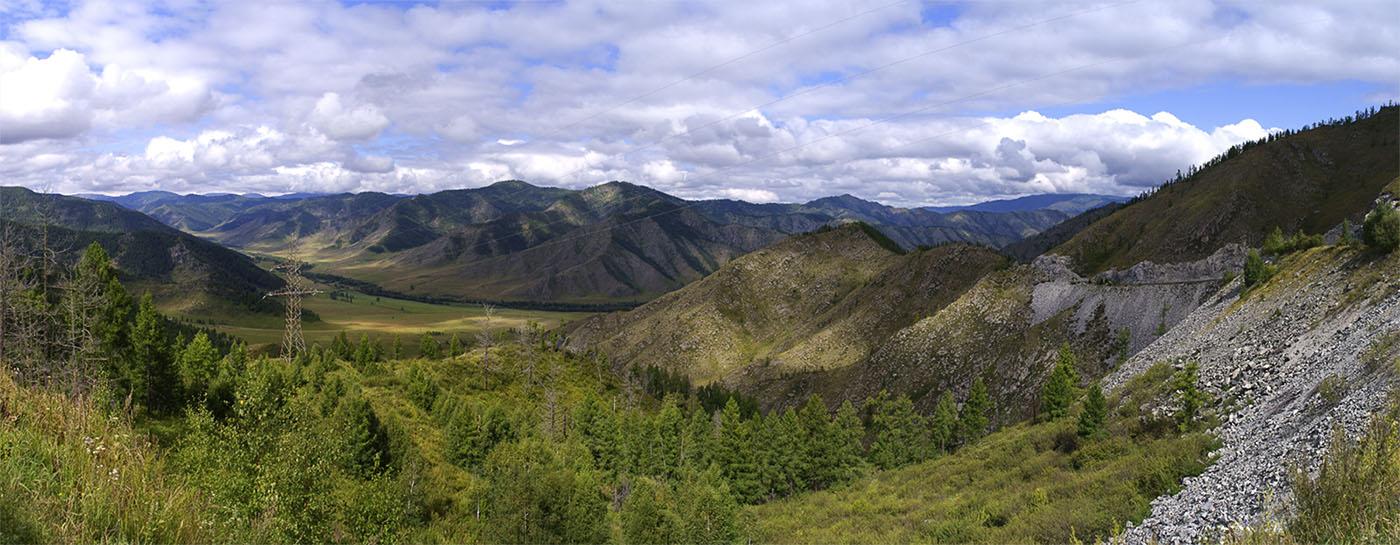 "фото ""На Чике-Тамане"" метки: пейзаж, горы"