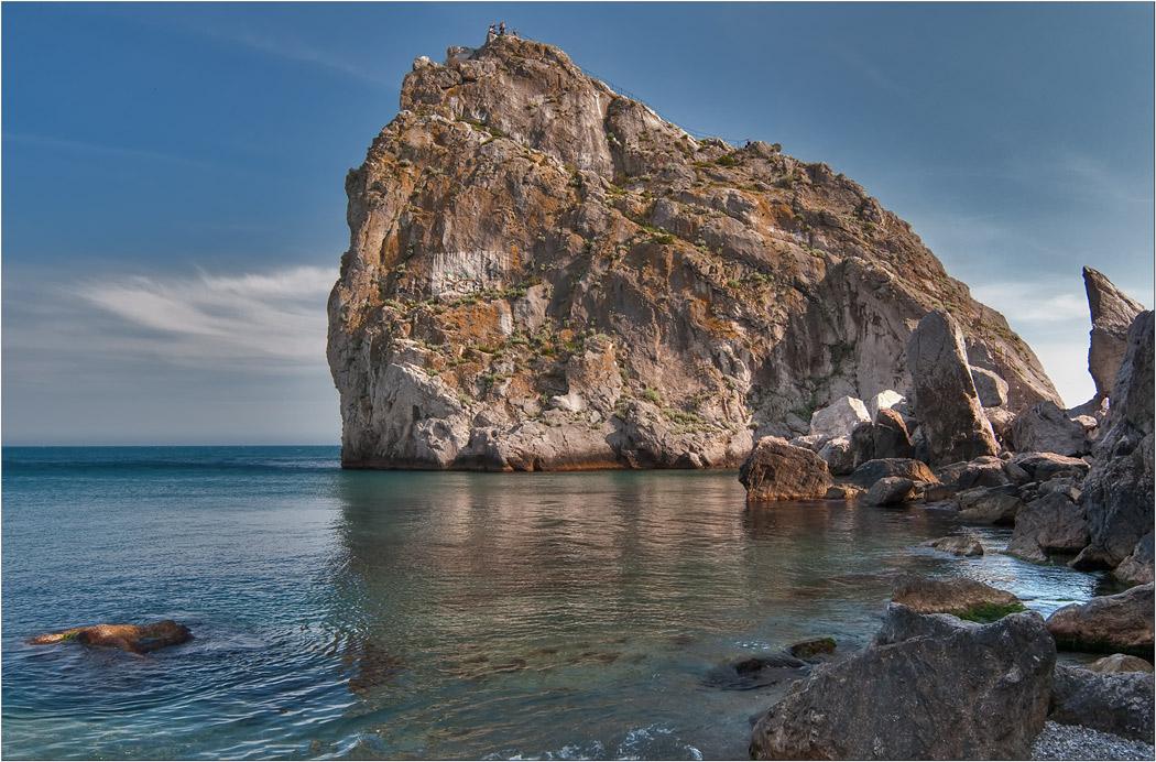 """фото """"море и камни"""" метки: пейзаж, вода"""