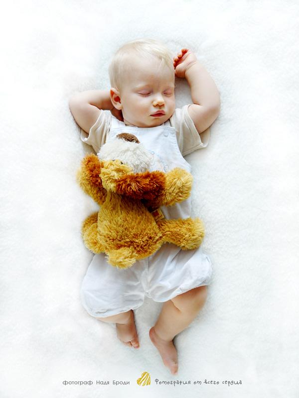 """фото """"нежные сны"""" метки: портрет, дети"""