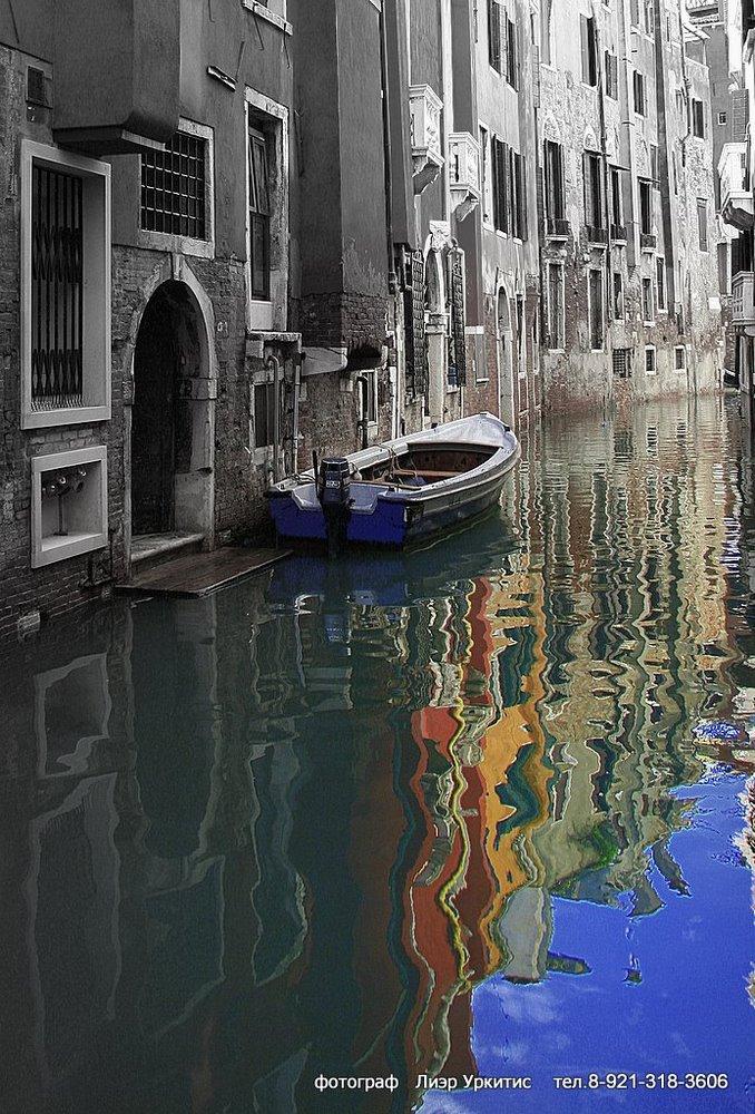 """фото """"Улочки Венеции"""" метки: путешествия, Европа"""