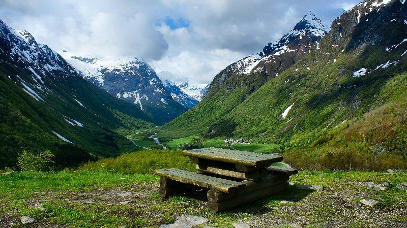 """фото """"Лужайка для троллей"""" метки: путешествия, пейзаж, Европа"""