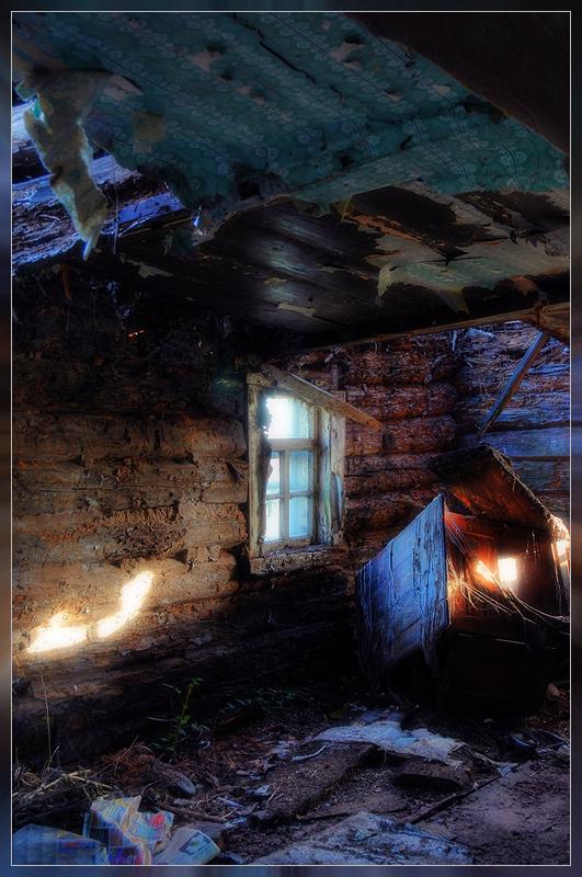 """фото """"Старый дом"""" метки: интерьер,"""