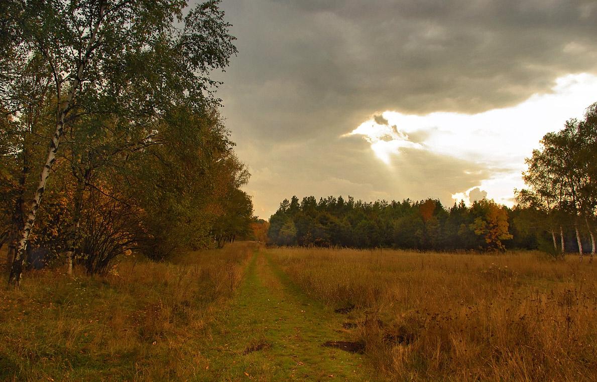 """фото """"Однажды в  октябре..."""" метки: пейзаж, осень"""