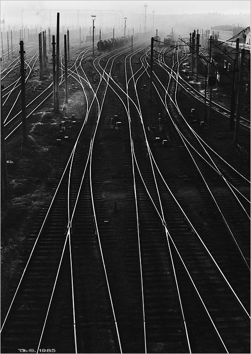 """фото """"Линии"""" метки: пейзаж, черно-белые,"""