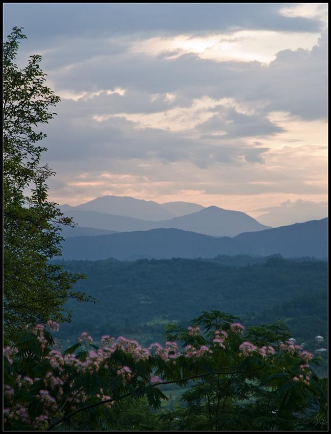 """фото """"Встречая рассвет"""" метки: пейзаж, горы"""