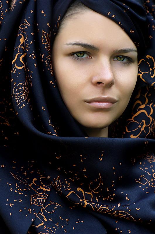 """фото """"Alpha & Omega"""" метки: портрет, женщина"""