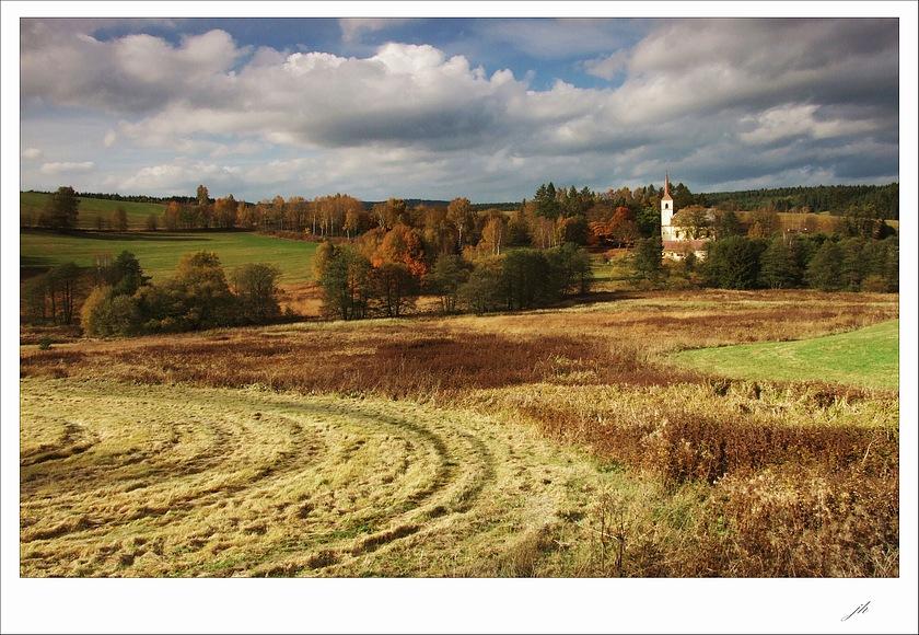 """фото """"the village"""" метки: пейзаж, лес"""
