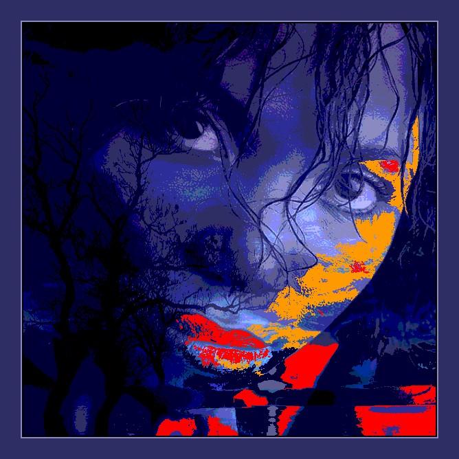 """фото """"Colors"""" метки: портрет, женщина"""