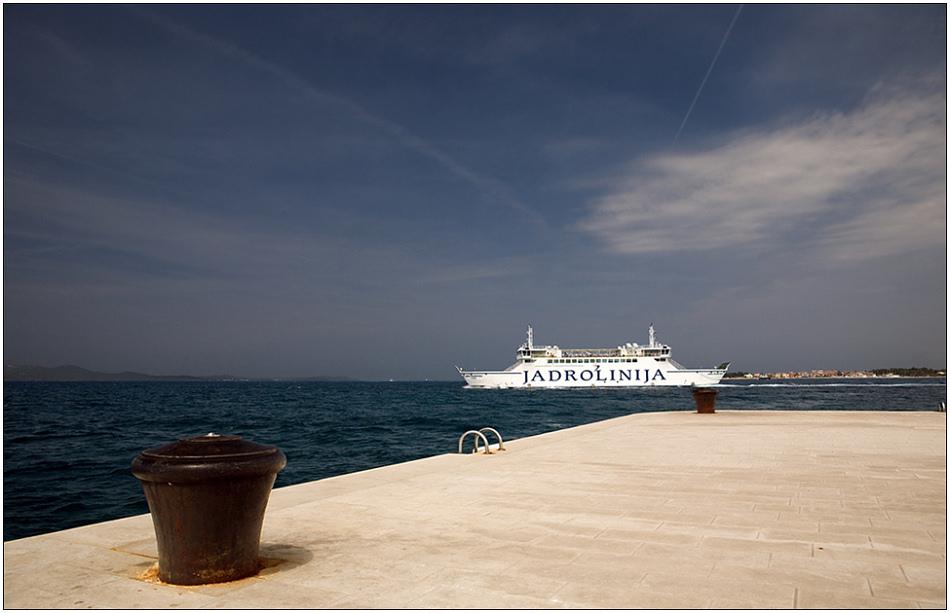 """фото """"JADROLINIJA"""" метки: пейзаж, путешествия, Европа, вода"""