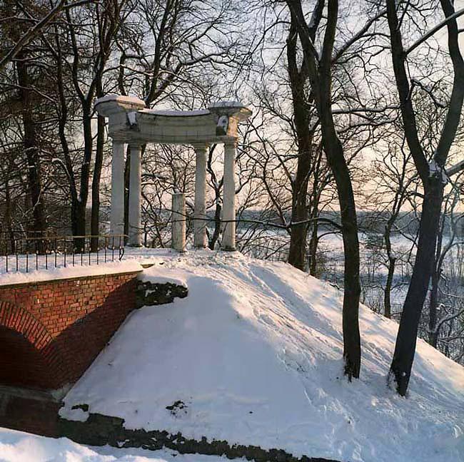 "фото ""Ротонда"" метки: архитектура, пейзаж,"