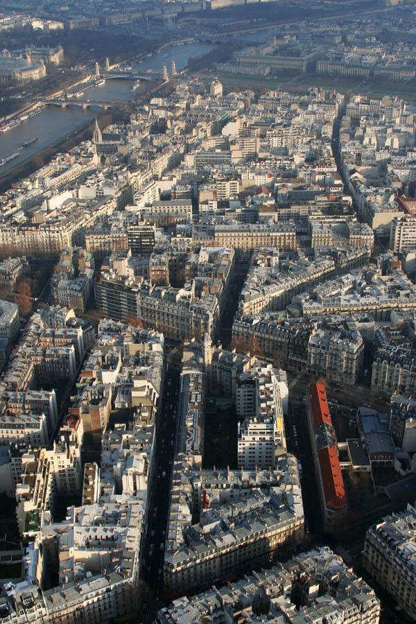 """фото """"Вид с Эйфелевой"""" метки: путешествия, Европа"""