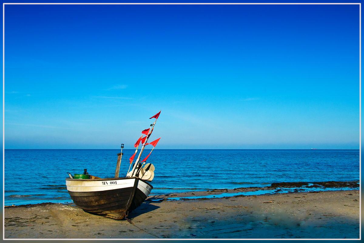"""фото """"Boat I"""" метки: пейзаж, вода"""