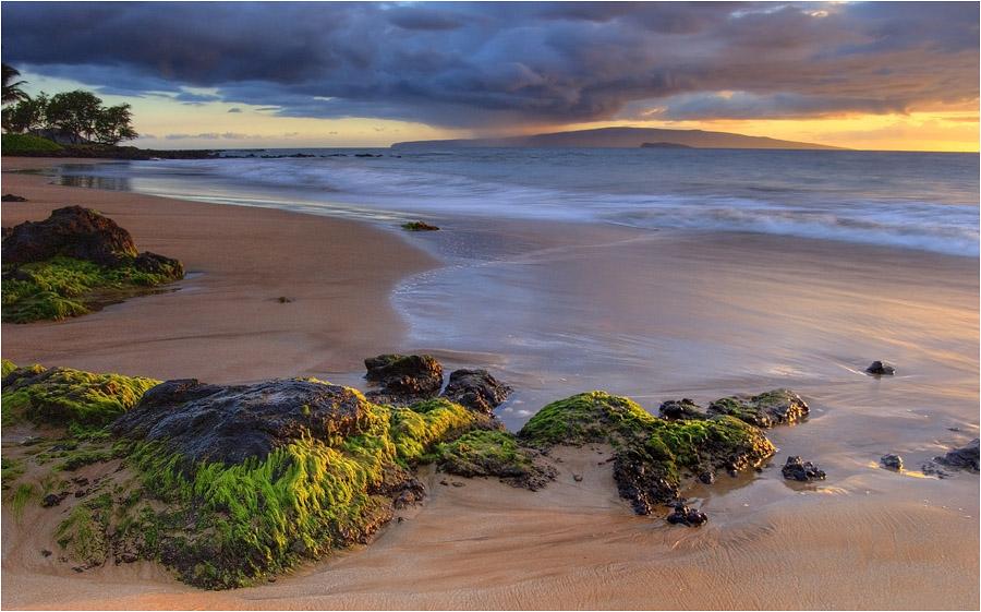 "фото ""Дождь"" метки: пейзаж, вода, закат"
