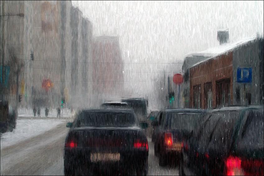 """фото """"в затяжной зиме московской"""" метки: разное, город,"""