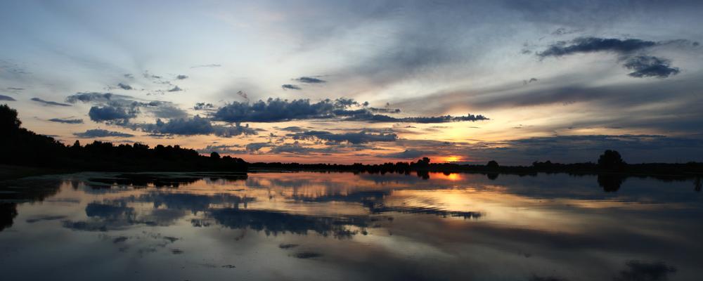 """фото """"В час вечерний пред закатом"""" метки: панорама,"""