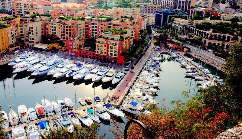 """фото """"Crisis, where? Not in Monaco!!!"""" метки: путешествия, Европа"""