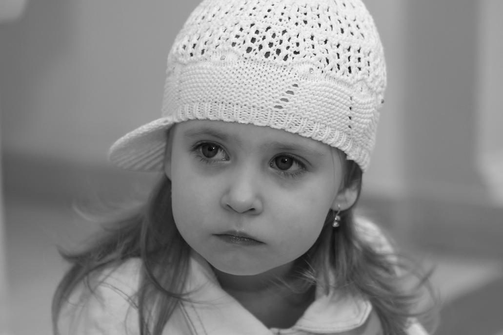 """фото """"иногда бывает грустно..."""" метки: портрет, дети"""