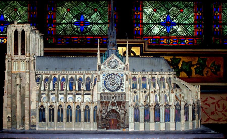 "фото ""Notre Dame Inside Notre Dame...."" метки: путешествия, Европа"