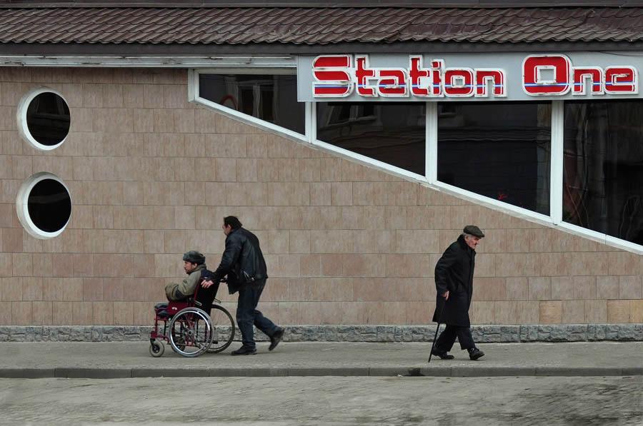 "фото ""Station One"" метки: жанр,"