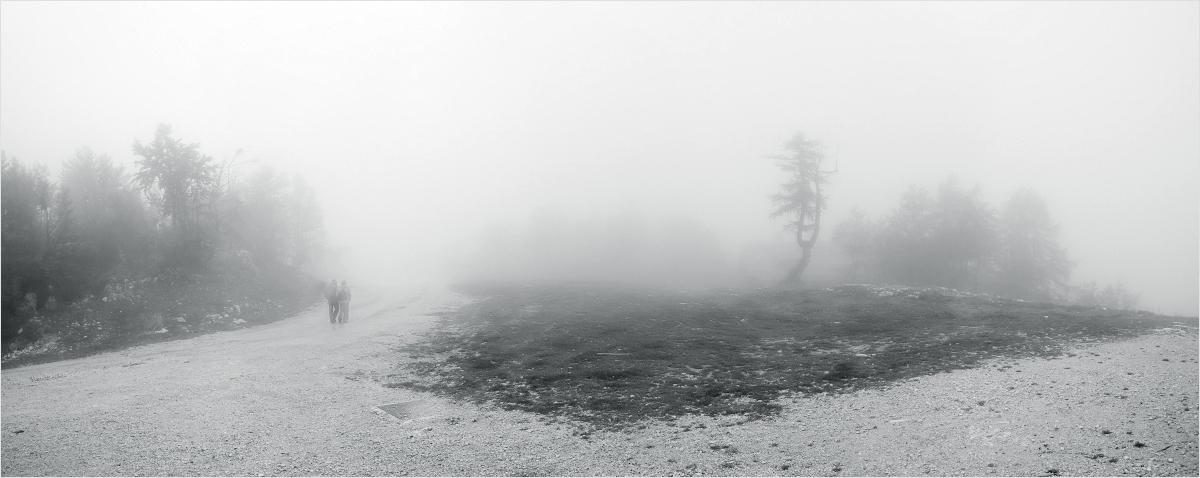 """фото """"Из ниоткуда в никуда"""" метки: пейзаж, осень"""