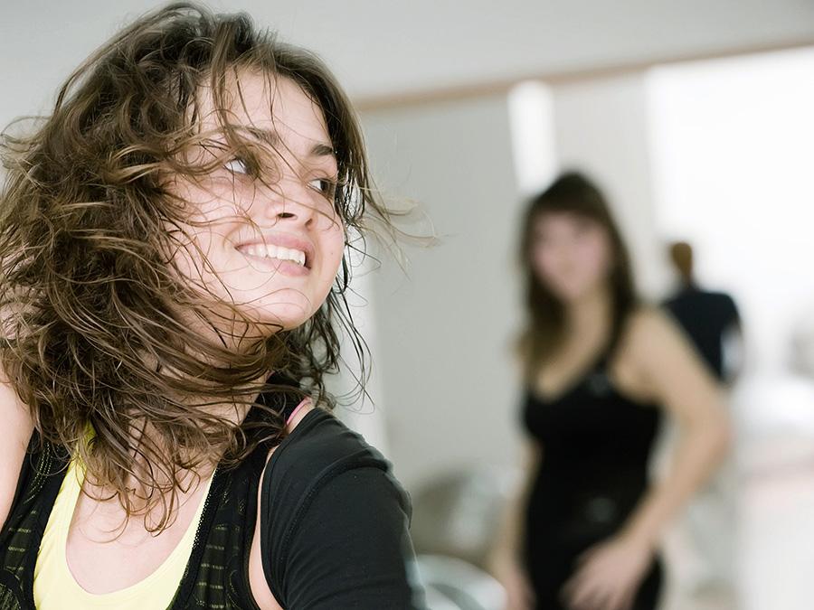 """фото """"В школе танцев"""" метки: жанр,"""