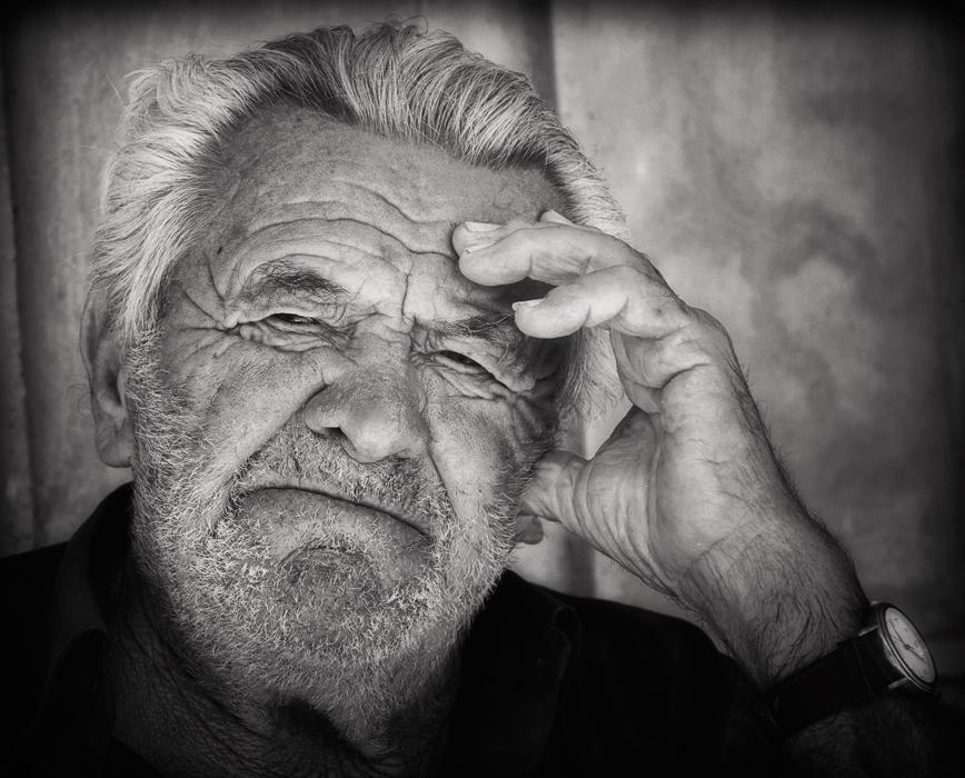 """фото """"Грек Зорба"""" метки: портрет, мужчина"""
