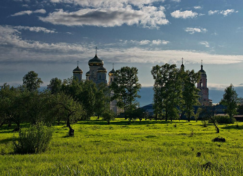 """фото """"Вышний Волочёк"""" метки: архитектура, пейзаж,"""