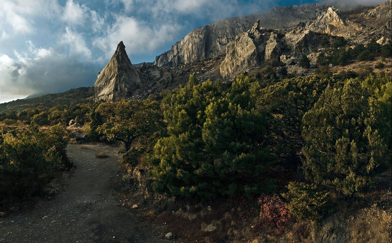 """фото """"Ай-Петринская Яйла"""" метки: пейзаж, горы"""