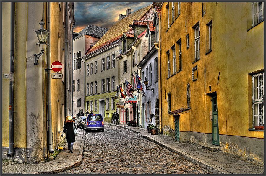 "фото ""Улочки старого города"" метки: архитектура, город, пейзаж,"