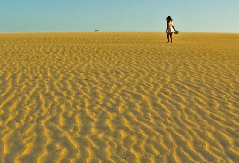 "фото ""JERICOACOARA"" метки: пейзаж, закат, лето"