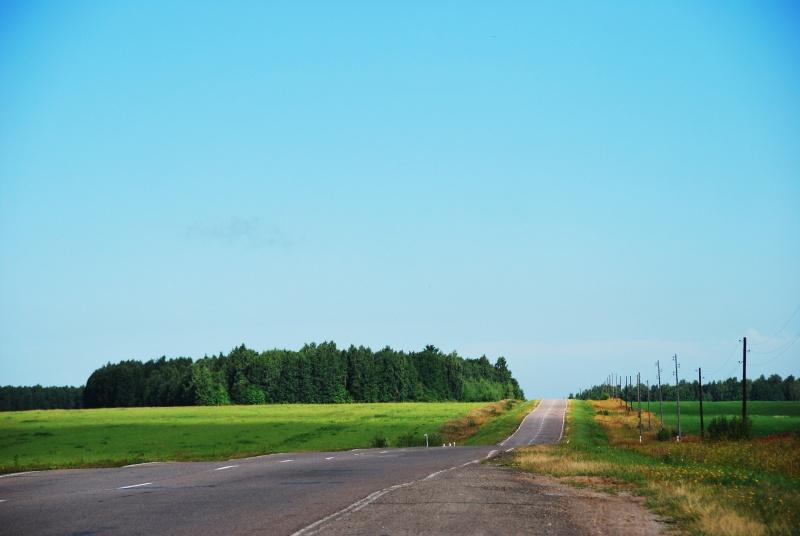 """фото """"Road"""" метки: пейзаж, лето"""