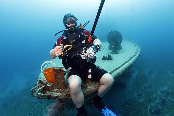 """фото """"Подводная рыбалка"""" метки: подводные,"""