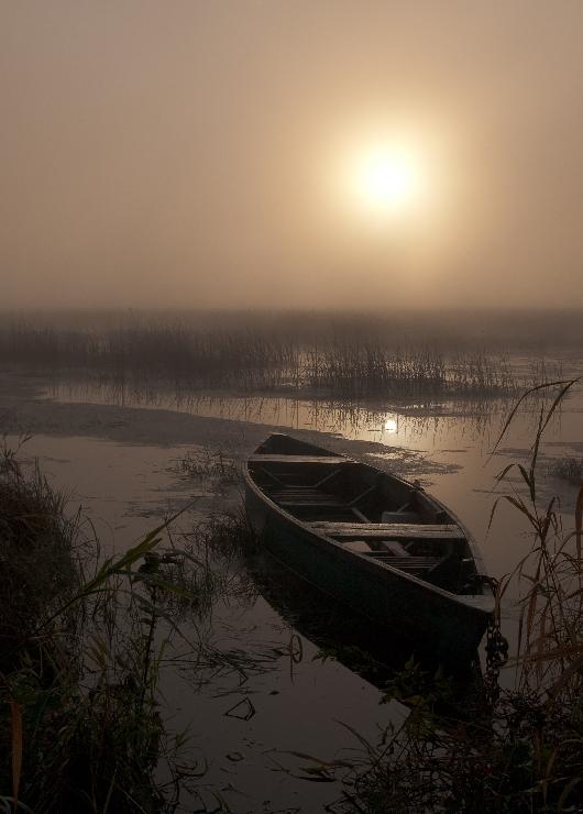 """фото """"Рассвет"""" метки: пейзаж, закат"""