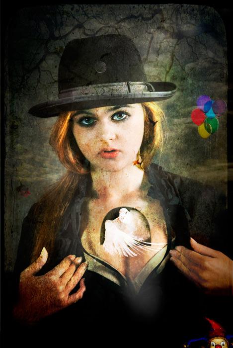 """фото """"Potrait"""" метки: портрет, женщина"""