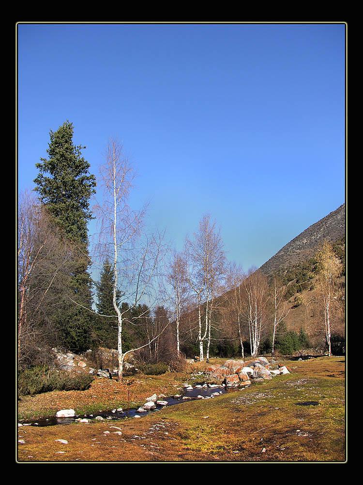 "фото ""осень в горах"" метки: пейзаж, осень"