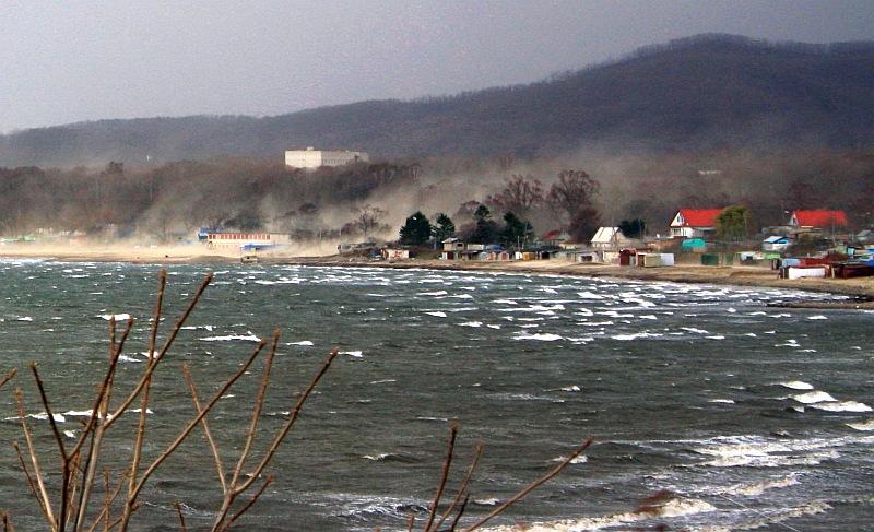 """фото """"Неожиданный порыв ветра"""" метки: пейзаж, вода"""