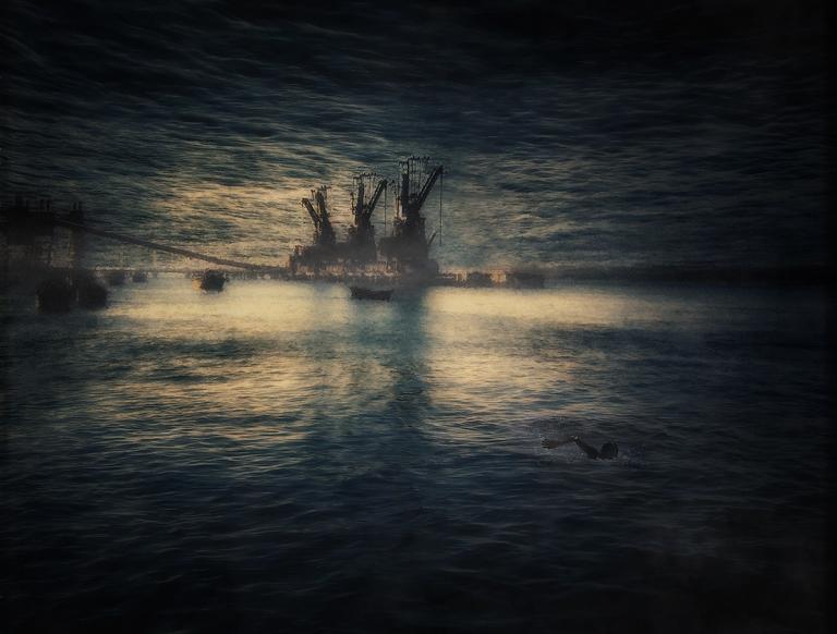 """фото """"Refuge II"""" метки: фотомонтаж,"""