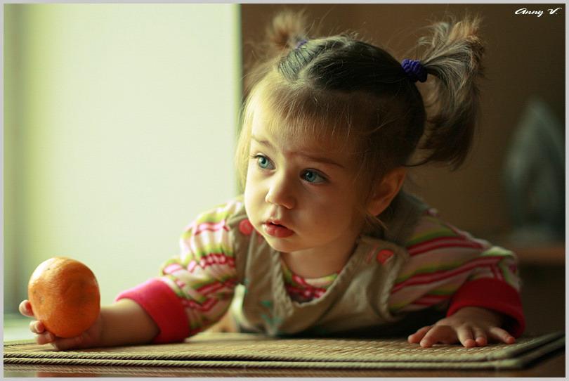 """фото """"Хочешь ляпесинку?!"""" метки: портрет, дети"""