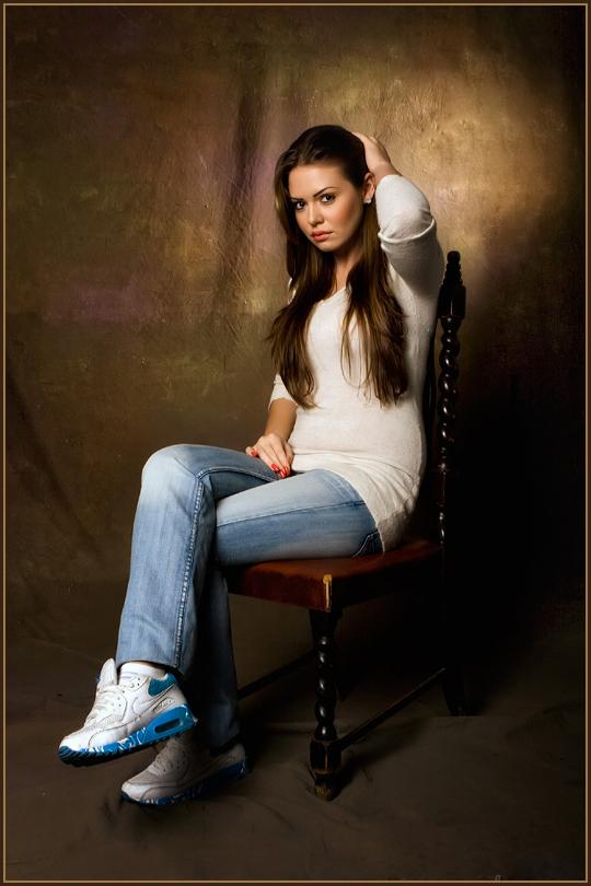 "фото ""Kristina"" метки: портрет, гламур, женщина"