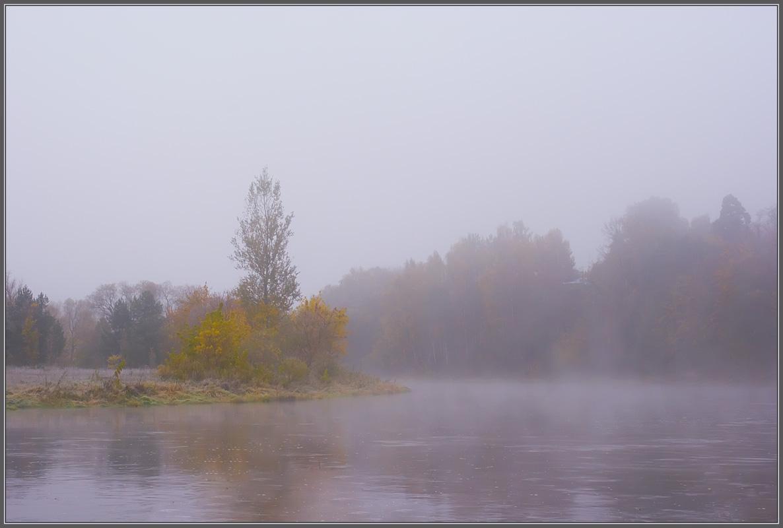"""фото """"Немножко краски в серой повседневности"""" метки: пейзаж, осень"""