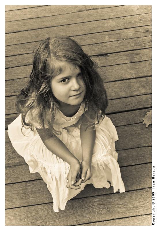"фото ""***"" метки: портрет, ретро, дети"