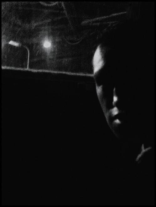 "фото ""Dark"" метки: портрет, черно-белые, мужчина"