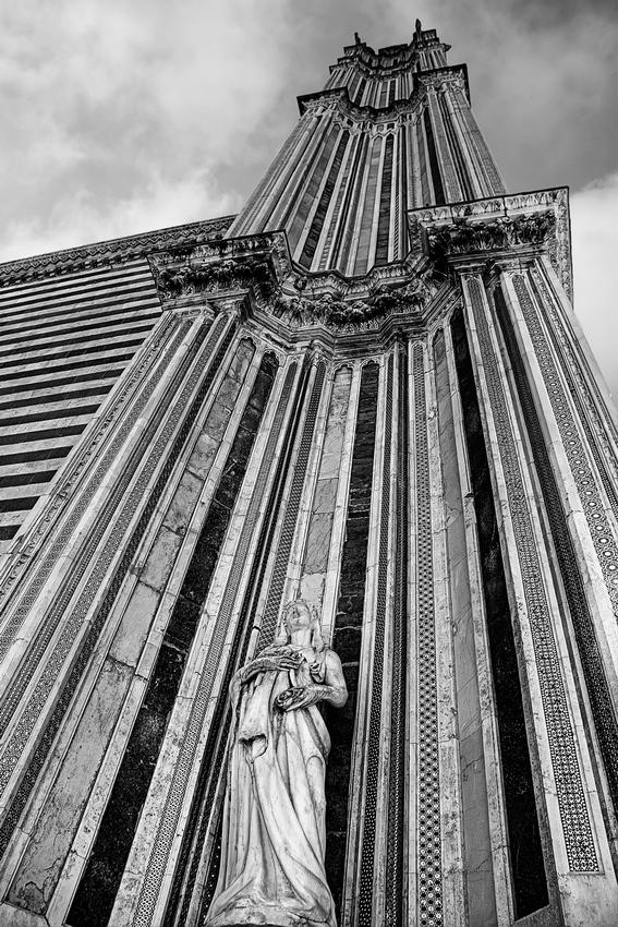 """фото """"Вознесение"""" метки: архитектура, черно-белые, пейзаж,"""