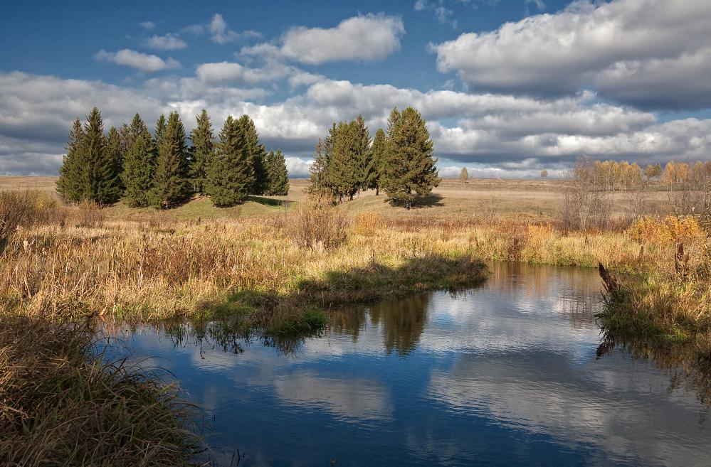 """фото """"Месяц назад"""" метки: пейзаж, осень"""