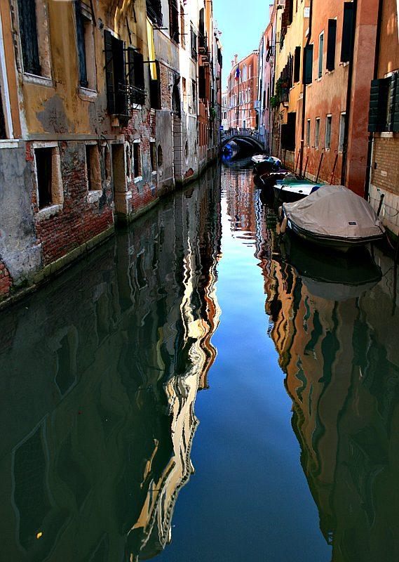 "фото ""reflection in venice #2"" метки: путешествия, жанр, Европа"