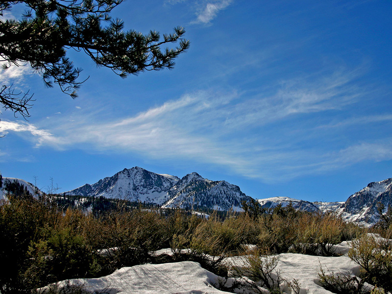 """фото """"Sierra Nevada"""" метки: пейзаж,"""