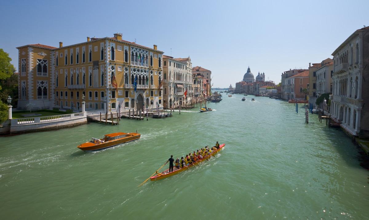 "фото ""Canal Grande"" метки: архитектура, пейзаж, вода"