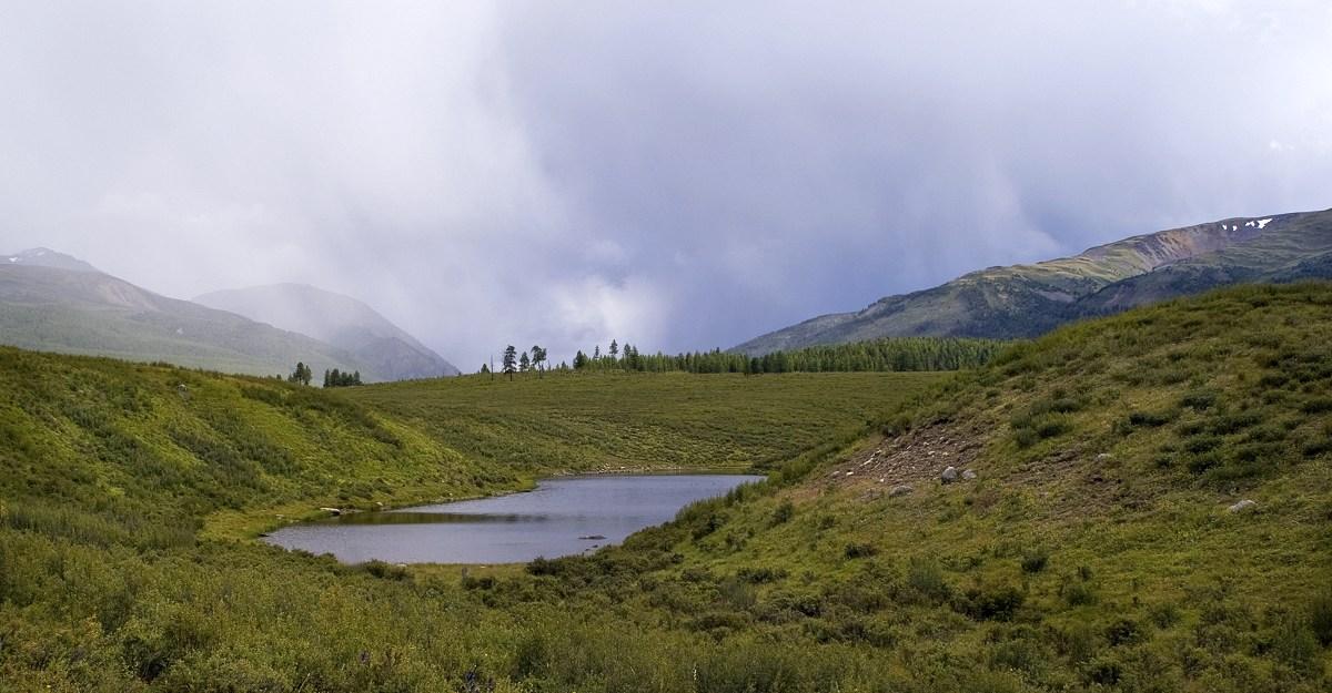 """фото """"Айгуланские альпы"""" метки: пейзаж, горы"""