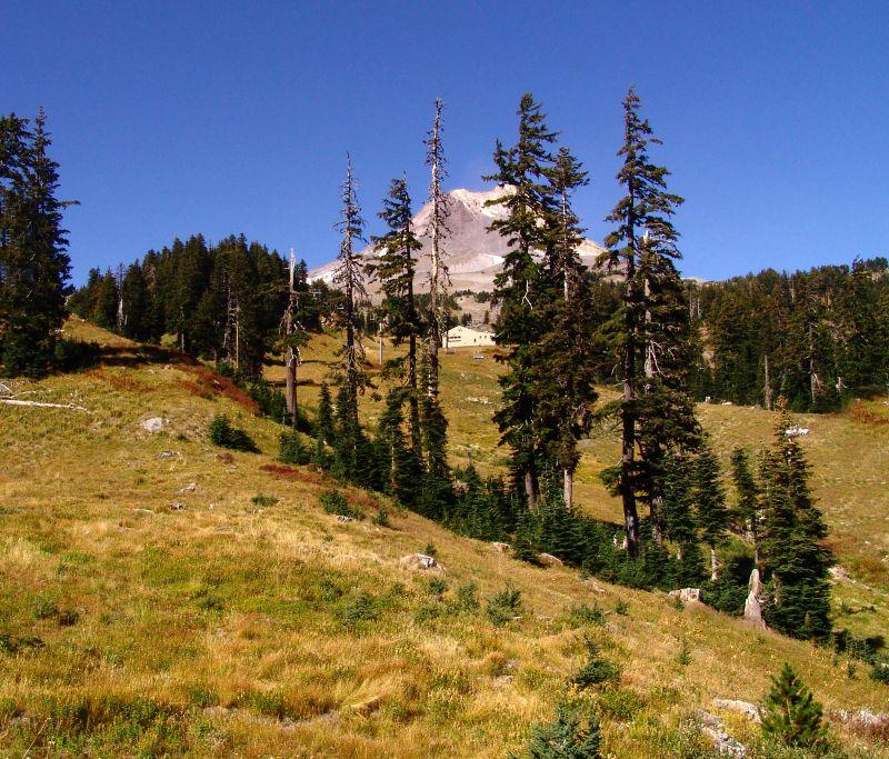 """фото """"домик в горах"""" метки: пейзаж, горы"""